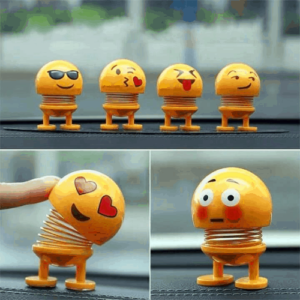 CuteMojie Dashboard Figure 1set 7pcs (2)