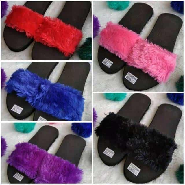 Family Pack Sandal Bulu (3)