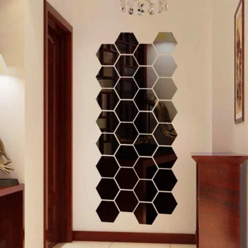 Cermin Dinding DIY (12)