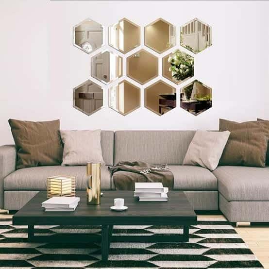 Cermin Dinding DIY (30)